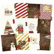 COZY CHRISTMAS - Recipe Divider Pages