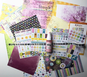 PATIENCE Bible Journaling Kit