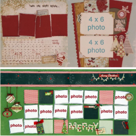 December 3 Layouts