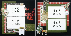 Merry Christmas Page Kit
