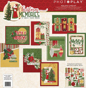 Christmas Memories Card Class