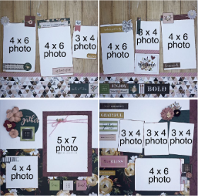 September 8 Layouts