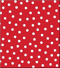 Planner - Red Hot Dot