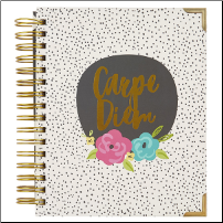 GOOD VIBES Spiral Planner