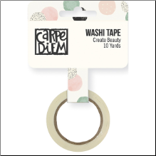 BEAUTIFUL - Create Beauty Washi Tape