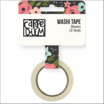 BLOOM - Blooms Washi Tape