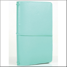 Traveler's Notebook TEAL