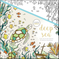 Deep Sea Coloring Book