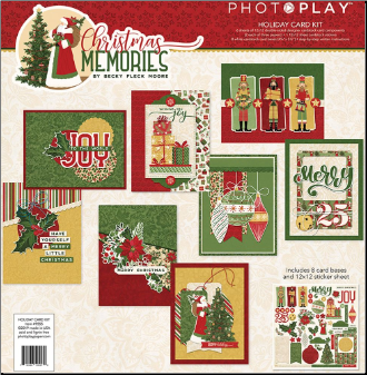 CHRISTMAS MEMORIES Cards