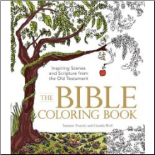 The Bible Coloring Book
