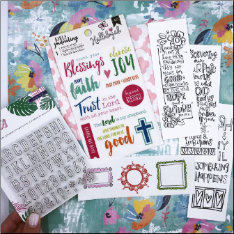 GRACE Bible Journal Kit
