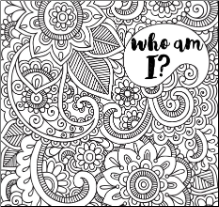 WHO AM I? Inspirational