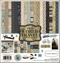 OLD WORLD TRAVEL - Collection Kit