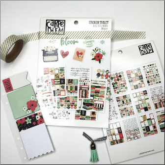 BLOOM Planner Kit